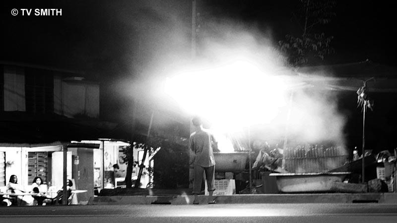 The Lemang Light Show