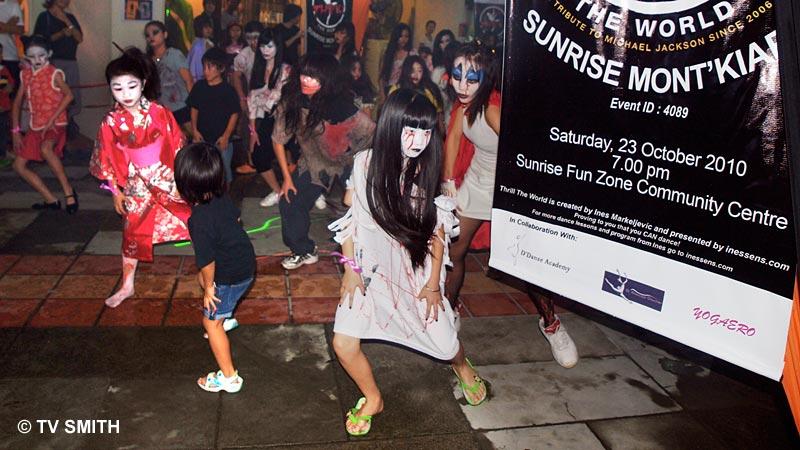 Japanese Zombie Corner