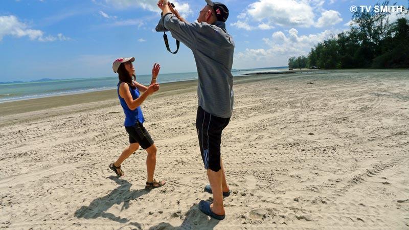 Seaside Shoot