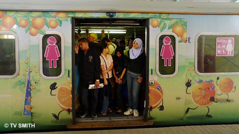 Unisex Train