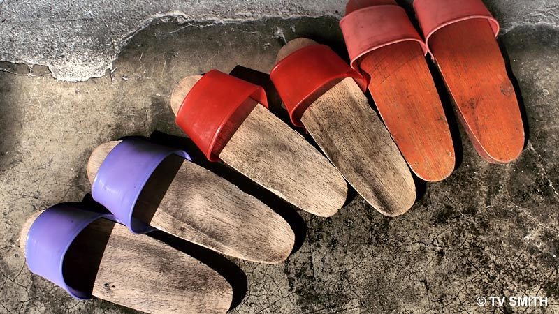 Wooden Clogs - Dramatic Tone Filter