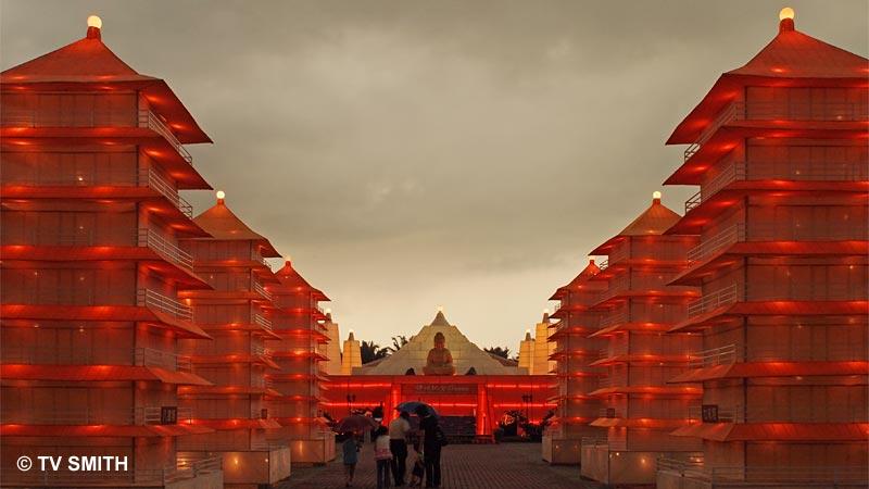 Aisle To Buddha