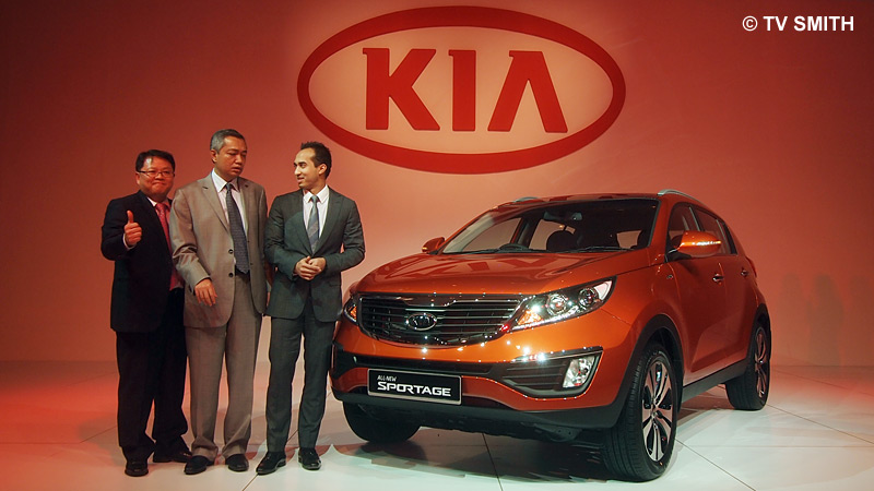 All-New Kia Sportage Launched!