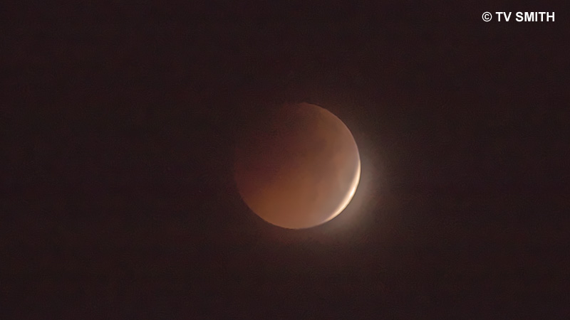 3:20 am Malaysian Time: Near Total Eclipse