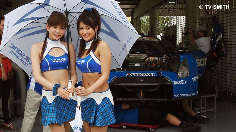 Super GT Girls 2011