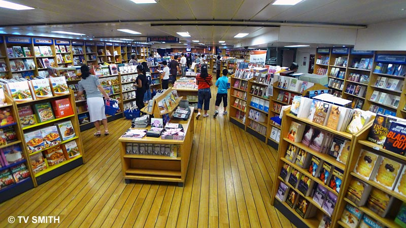 The Floating Book Shop
