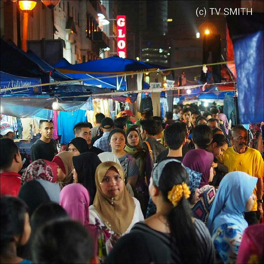 Last Call At Jalan Masjid India