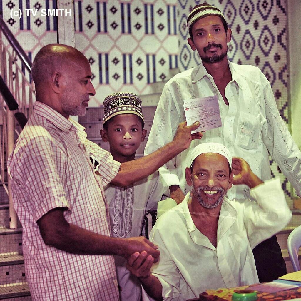 The Masjid India Crew