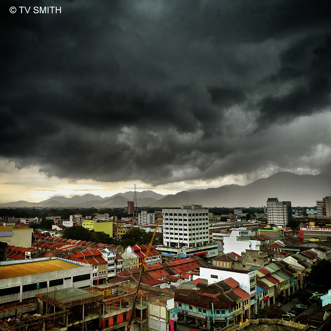Big Storm In Little Ipoh