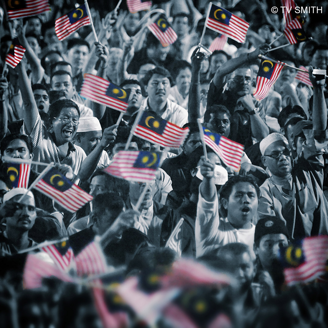 Happy Birthday, Beloved Malaysia