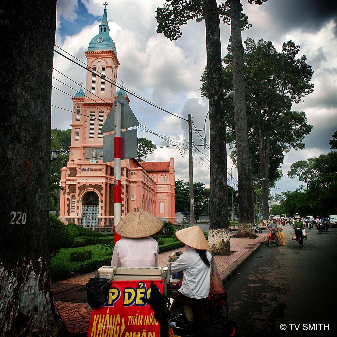 Jeanne d'Arc Church, Ho Chi Minh City