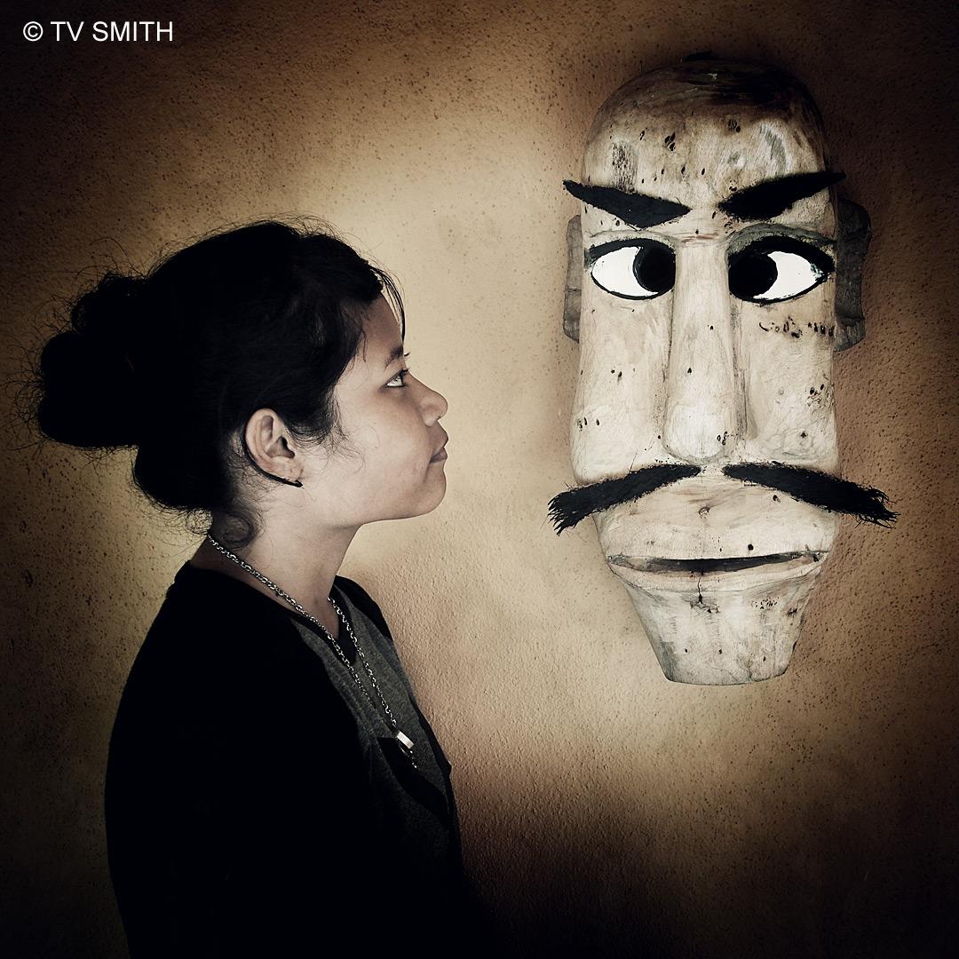 Mah Meri Mask