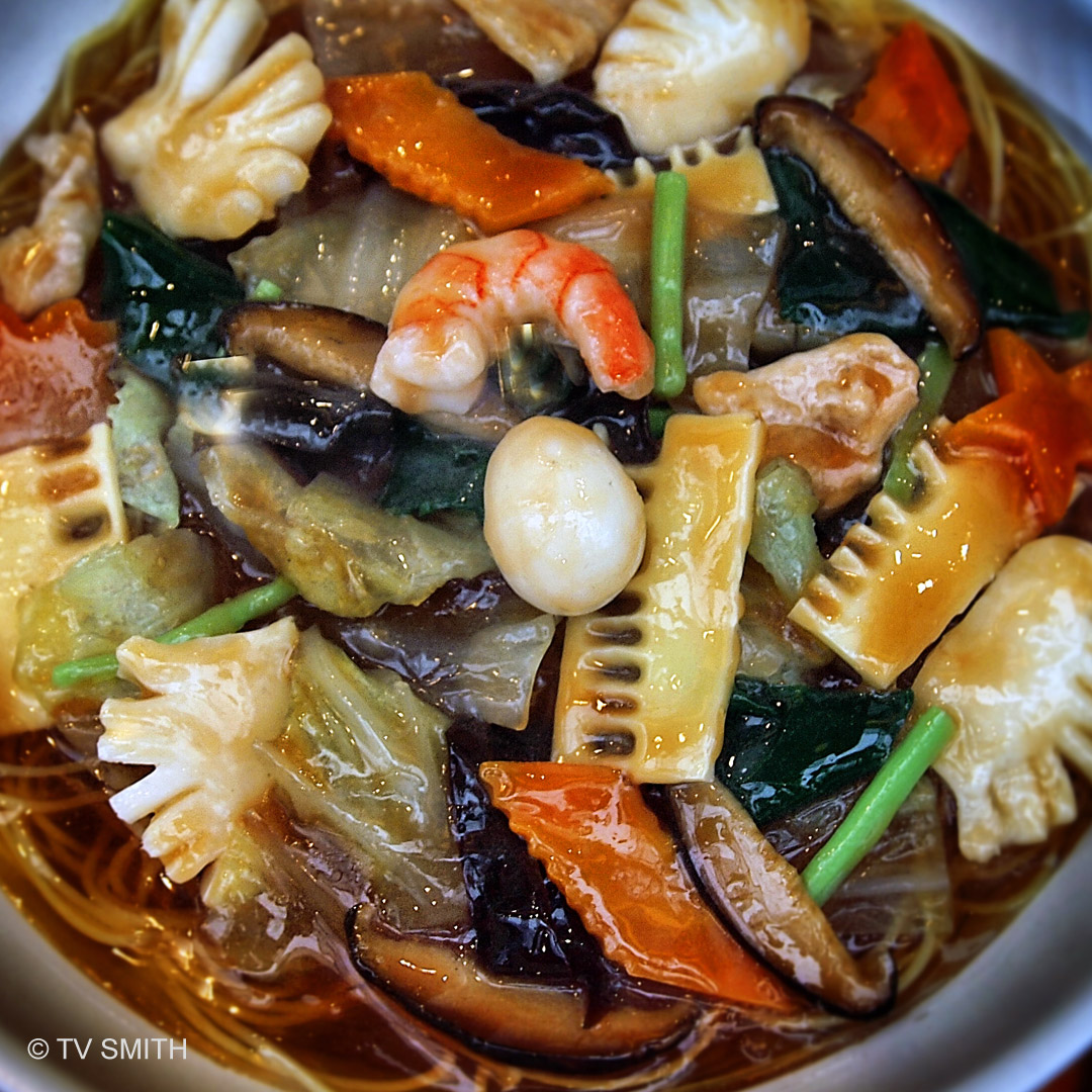 Yummy Seafood Noodles, Anyone?