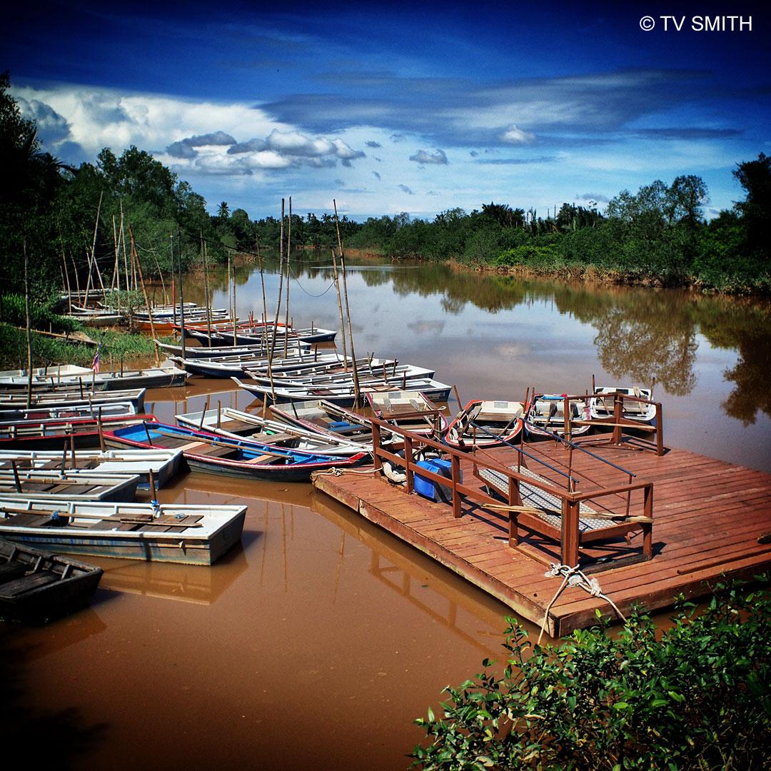 Sungai Selangor, Kampung Kuantan, Kuala Selangor