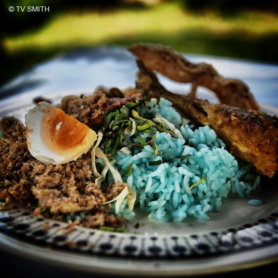 A Kelantanese Breakfast