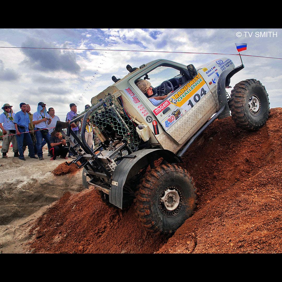 Rainforest Challenge - RFC 2012 Melaka (Part 2)