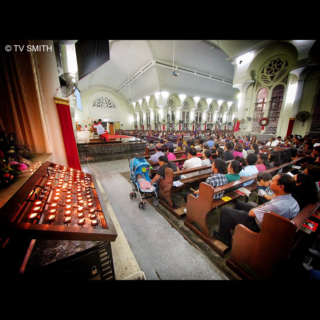 Christmas Eve Mass at St John