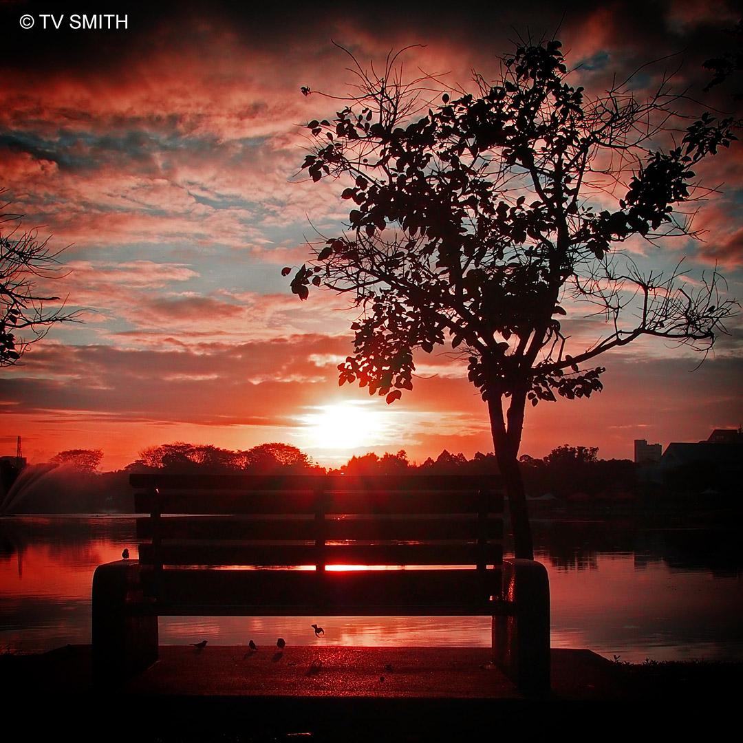 Titiwangsa Sunrise
