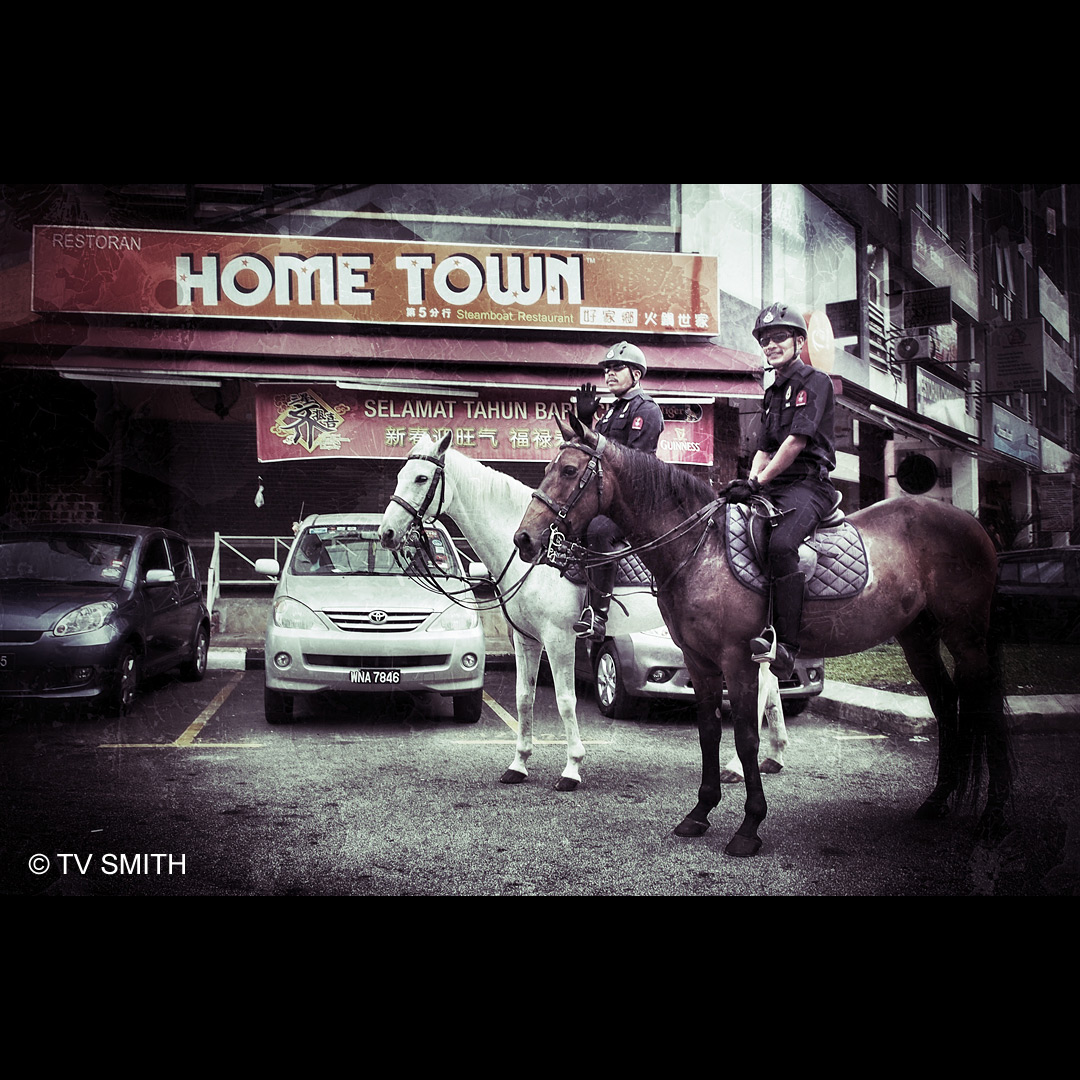Who Says Puchong Is Like A Cowboy Town?