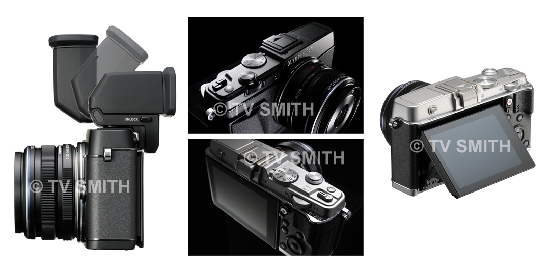 All Angle: The New Olympus Pen EP-5