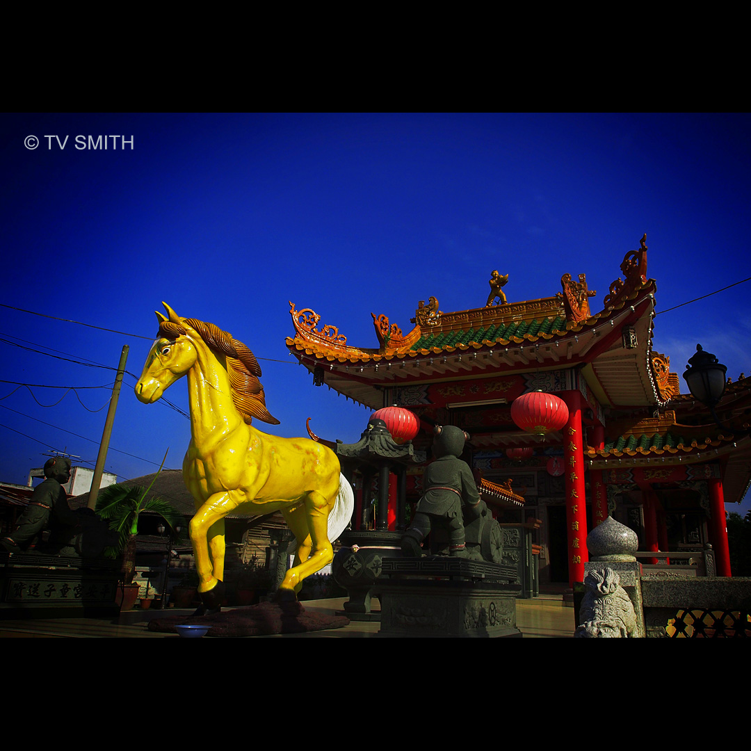 Yellow Horse Temple of Cape Coral