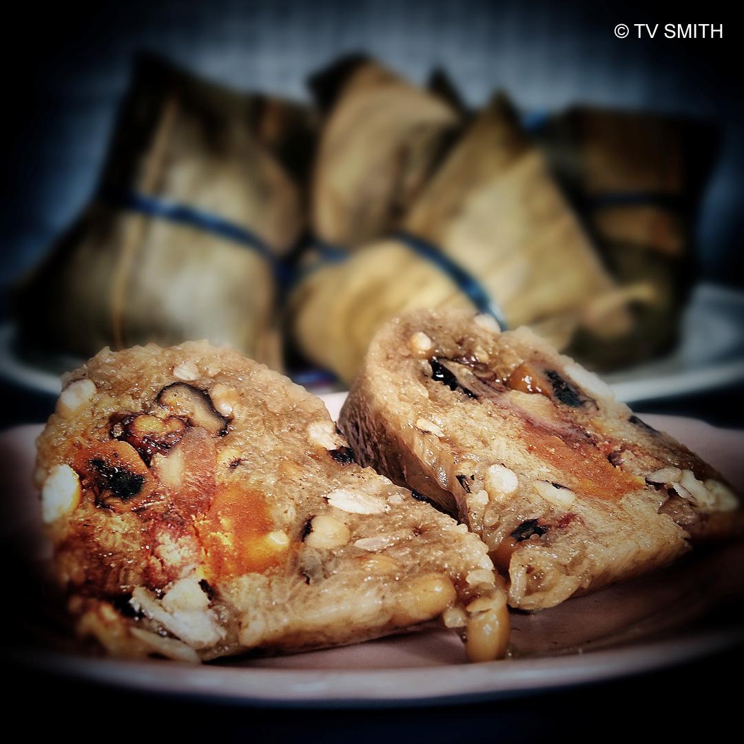 Savoury Meat Dumpling