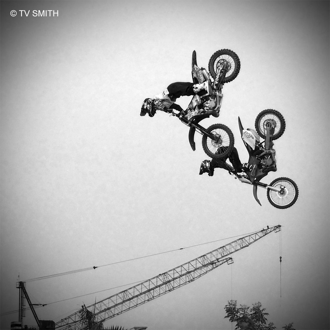 Eigo Sato The Freestyle Motocross Legend