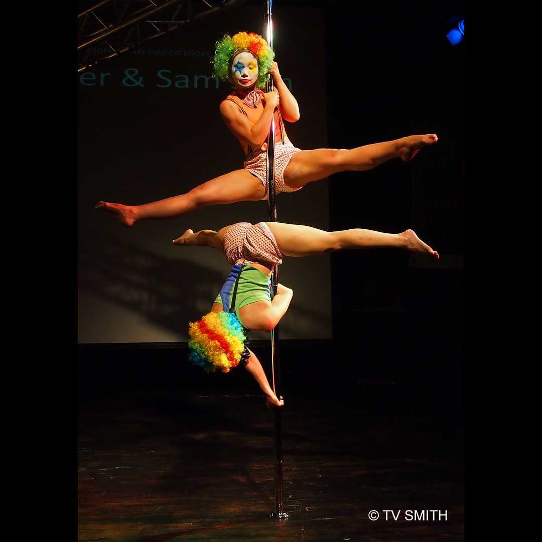 Pole Stars 2013 - Sam Sam and Esther - Part 3