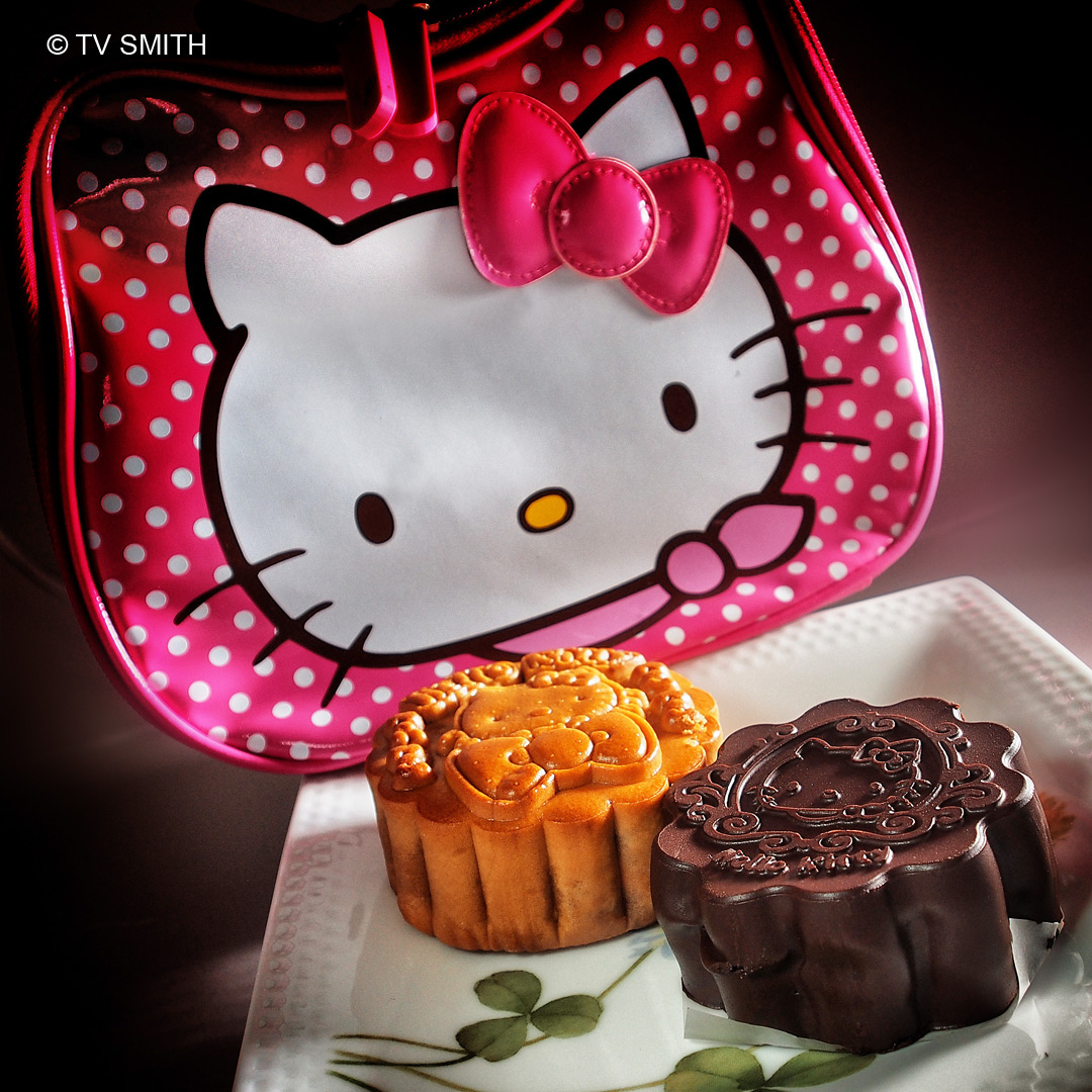 Good Chen Hello Kitty Mooncakes