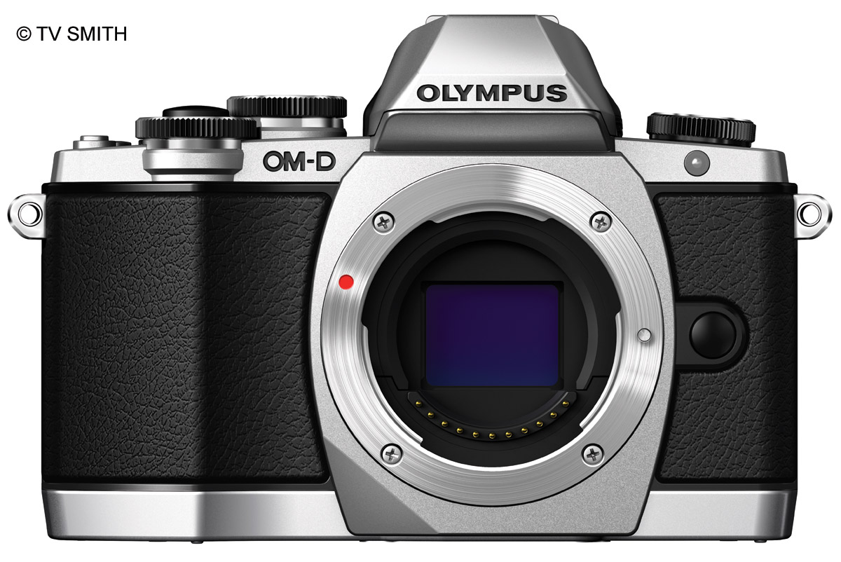 The New Olympus OM-D EM-10